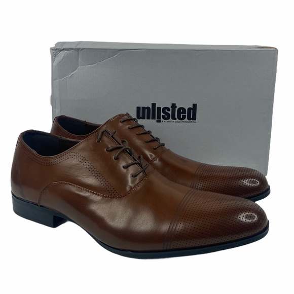 Kenneth Cole Unlisted Tex-Book Oxford Shoes